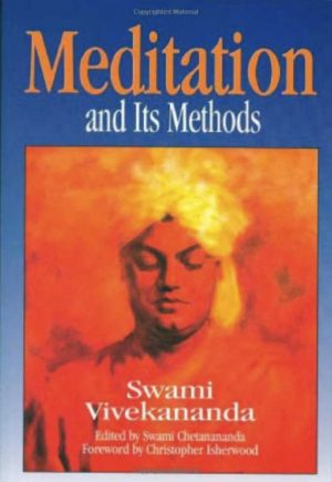 Meditation and Its Methods cover
