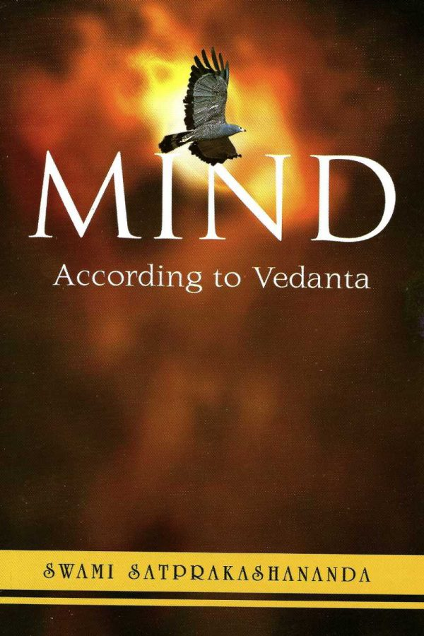 Mind According to Vedanta cover