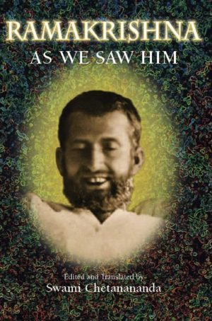 Ramakrishna As We Saw Him cover