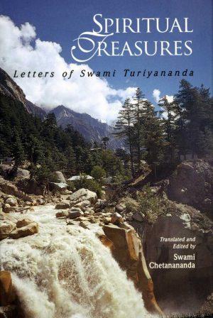 Spiritual Treasures: Letters of Swami Turiyananda cover