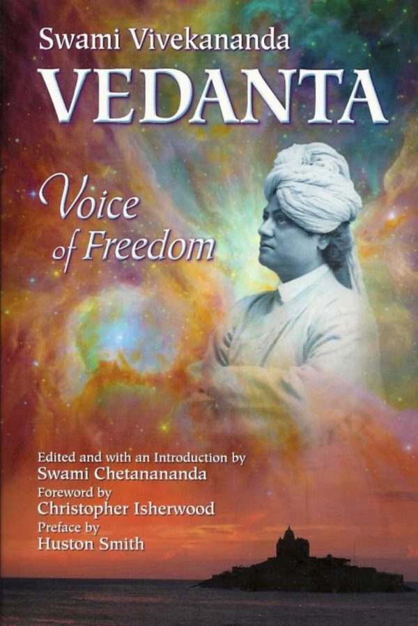 Vedanta Voice of Freedom cover