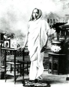 Holy Mother, Calcutta, 1905