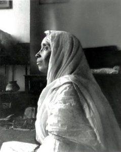 Holy Mother, Udbodhan, Calcutta, 1909