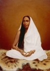 Holy Mother's oil painting was worshipped by her and now in Jayrambati