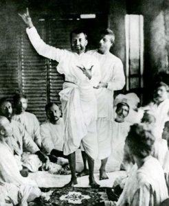 Sri Ramakrishna, Kashav's house, 1879