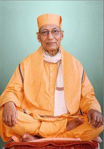 Swami Gahanananda (2005-2007)