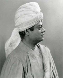 Swami Vivekananda - 5 years: July 1893 to December 1896 and July 1899 to December 1900