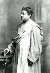 Swami Vivekananda in London, 1896