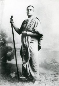 Swami Vivekananda in India early 1890s