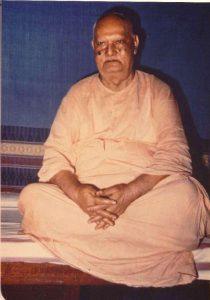 Swami Shankarananda (1951-1962)