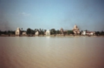 Belur Math from Ganges Poster - Vedanta Society of St. Louis