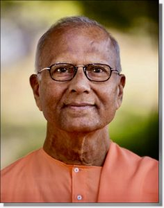 Swami Chetanananda 2015