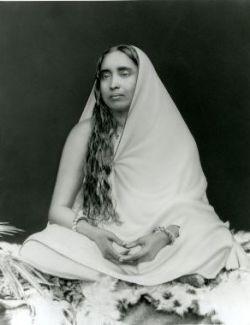 Holy Mother Shrine Pose, 1898