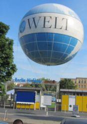 Berlin tour, 3 August 2015