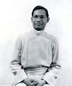 Swami Satprakashananda, 1938