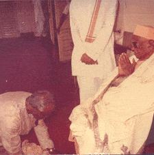 Swami Abhayananda (Bharat Maharaj)