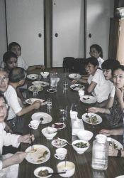 Japanese devotees, 1996